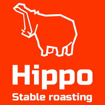 Hippo. Coffee roasting system